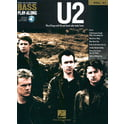 Hal Leonard Bass Play-Along U2