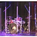 Clearsonic Lite 2466x5 Drum Shield