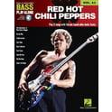Hal Leonard Bass Play-Along Chili Peppers