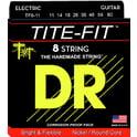 12. DR Strings Tite TF 8-11 8-String Set