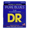 DR Strings Pure Blues Lite & Heavy 9-46