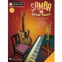 Hal Leonard Jazz Play-Along Samba