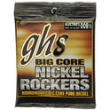 GHS Big Core Nickelrockers 9,5/43