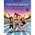 54. Oxford University Press Fiddle Time Sprinters +CD