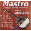 17. Mastro Bouzouki 8 Strings 011 SP