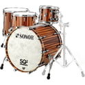 382. Sonor SQ2 Shell Set Smoked Larch