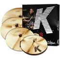 6. Zildjian K-Custom Darkbox Set