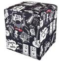 19. meychair Rock Cube Black