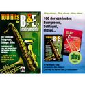 Musikverlag Hildner 100 Hits for Bb & Eb 1 Set