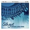 45. Bow Brand Silkgut 3rd D Harp Str. No.16