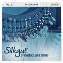 53. Bow Brand Silkgut 4th G Harp Str. No.27