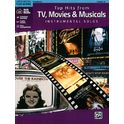 16. Alfred Music Publishing Top Hits from TV Trombone