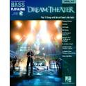 Hal Leonard Bass Play-Along Dream Theater