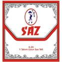 Saz 651B Long Neck Saz Strings