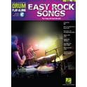 Hal Leonard Drum Play-Along Easy Rock