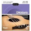 5. Daddario EXP Acoustic Bass GS Mini Bass
