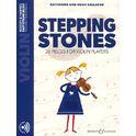 Boosey & Hawkes Stepping Stones Violin + CD