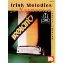 Mel Bay Irish Melodies For Harmonica