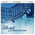 46. Bow Brand Silkgut 5th D Harp Str. No.30