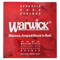7. Warwick Acoustic Bass Strings 4 45-105