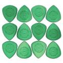 355. Dunlop Flow Jumbo Picks 2.00 green