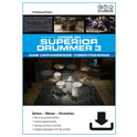 DVD Lernkurs Superior Drummer 3 Training