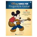 Hal Leonard Disney Songs for Fingerstyle