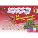 LeuWa-Verlag 24 Weihnachtslieder Ukulele