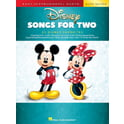 Hal Leonard Disney Songs for two Alto Sax