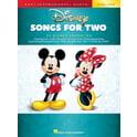 Hal Leonard Disney Songs For Two Violin