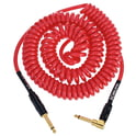 228. Kirlin Premium Coil Cable 6m Red