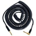 208. Kirlin Premium Coil Cable 9m Black