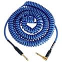 472. Kirlin Premium Coil Cable 9m Blue