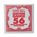 39. Ernie Ball 056 Single String Wound Set