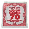 47. Ernie Ball 070 Single String Wound Set