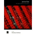 40. Universal Edition 40 Modern Studies Clarinet