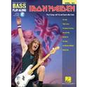 Hal Leonard Bass Play-Along Iron Maiden