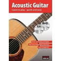 Cascha Acoustic Guitar Learn To Play