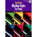 Schott Rhythm-Styles For Piano