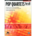 Alfred Music Publishing Pop Quartets For All Cello