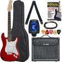 63. Thomann Guitar Set G2 CA Red