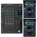10. Denon DJ Prime Bundle X1850/SC6000