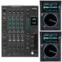 8. Denon DJ Prime Bundle 1850/SC6000M