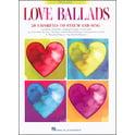 Hal Leonard Love Ballads Ukulele