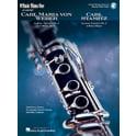 Music Minus One Weber Clarinet Concerto No. 1
