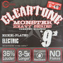 29. Cleartone Monster Heavy 9509