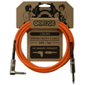 Orange Instrument Cable Orange 3 m