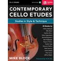 Berklee Press Contemporary Cello Etudes