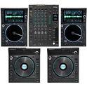 Denon DJ Prime SC6000M/LC Club Bundle