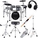 Roland TD-50KV2 V-Drums Kit Bundle
